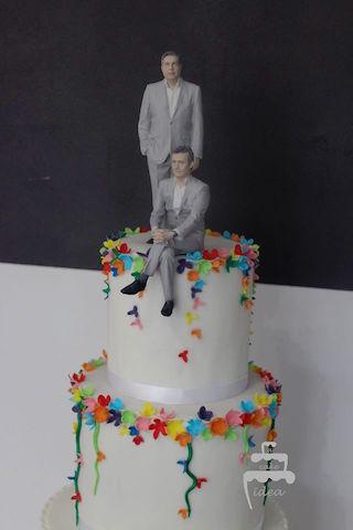 A CAKE IDEA
