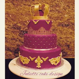 JULIETTE CAKE DESIGN