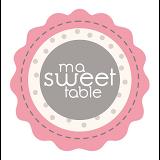 MA SWEET TABLE logo