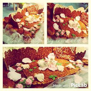 FAMILIA ART'S CAKE