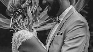 STEPHANY MORA photo des mariés