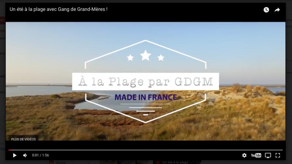 GANG DE GRAND-MERES