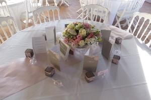 mariage et savoir faire - décorateur mariage