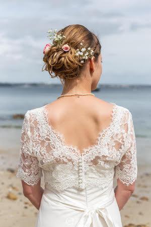 mariage et savoir faire- site mariage - coiffure mariage