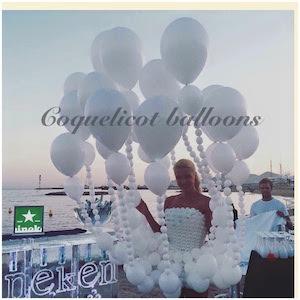mariage et savoir faire - site mariage - prestataire mariage - coquelicot balloons