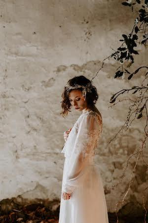 isabelle payet , créatrice robe de mariée, site mariage