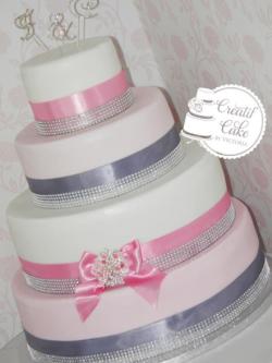CREATIF CAKE, gâteau des mariés, cake design, pièce montée, mariage, gâteau mariage