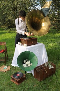 SWING ET PHONOGRAPH