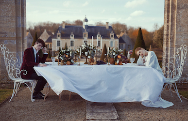 FRENCH ANTIQUE WEDDING