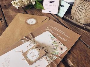 JUSTE POUR TE DIRE, prestataire mariage, site mariage, faire part mariage et plan de table mariage