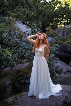 créateur de mariée - robe sur mesure - créateur - robe de mariée personnalisée