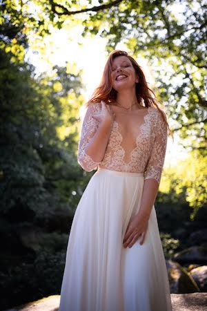 créateur robe de mariée- robe de mariage -