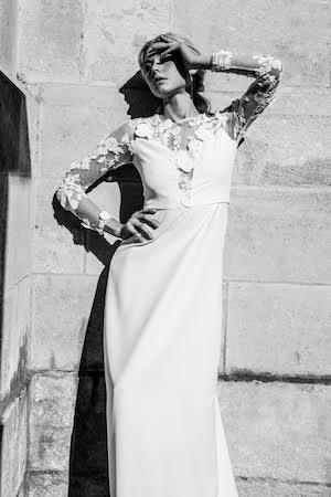 JOY, créatrice de robe de mariée