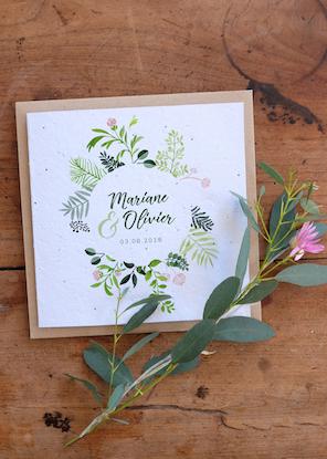mariage et savoir faire - site mariage - faire part mariage