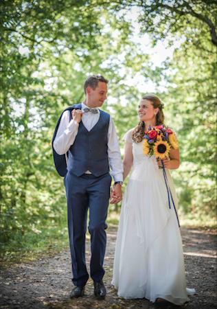 SILVÈNE HÉDON, créatrice robe de mariée à Nantes, mariage et savoir faire