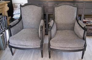 atelier véronique cousin, fauteuil pour cérémonie, mariage, site mariage, prestataire mariage