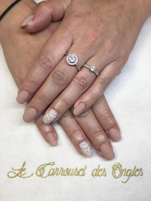 ongles mariage , site mariage , mariage et savoir faire