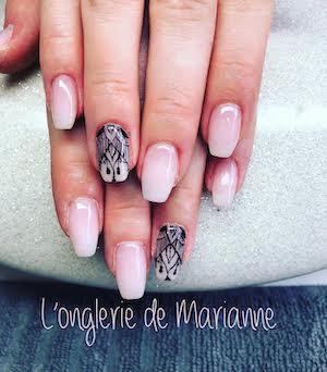 L'ONGLERIE DE MARIANNE