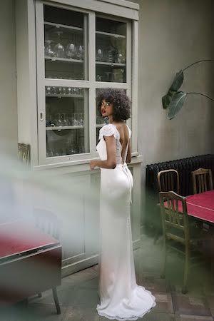 mariage et savoir faire - site mariage - blanc pivoine- robe de créateur