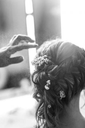 mariage et savoir faire -coiffeur mariage