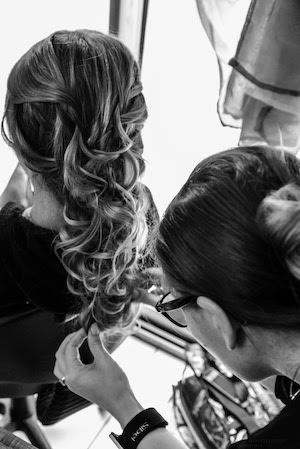 mariage et savoir faire - coiffeuse mariage