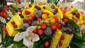 mariage et savoir faire - site mariage - prestataire mariage - cascade de fruit