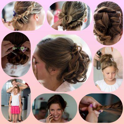 mariage et savoir faire -coiffeur de la mariée