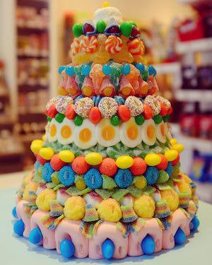 mariage et savoir faire - gâteaux de bonbons - site mariage