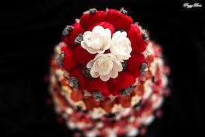 mariage et savoir faire - gâteau de bonbon - site mariage