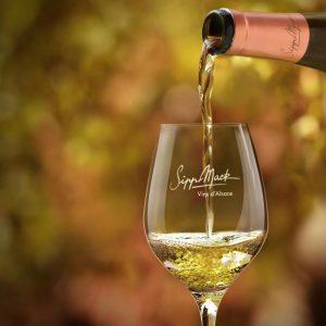 vin d'alsace - vin mariage - vin blanc - vignobles indépendants