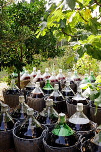 mariage et savoir faire- site mariage - prestataire mariage - vin mariage - vignobles indépendant - bouteille personnalisé
