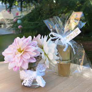 mariage et savoir faire - site mariage - miel - cadeaux d'invités mariage