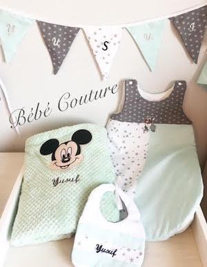 enfance made in france - mariage et savoir faire - univers bébé - décoration chambre bébé - sucette bébé- accessoires bébé - bavoir bébé